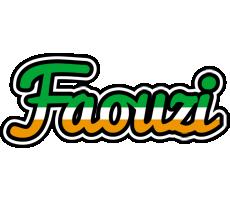 Faouzi ireland logo