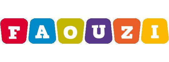 Faouzi kiddo logo