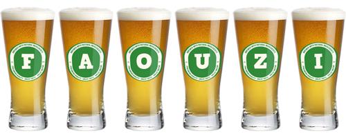 Faouzi lager logo