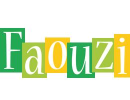 Faouzi lemonade logo