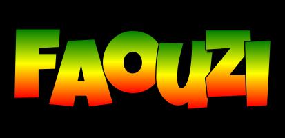 Faouzi mango logo