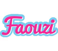 Faouzi popstar logo
