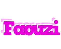 Faouzi rumba logo