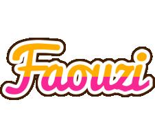 Faouzi smoothie logo