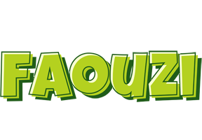 Faouzi summer logo