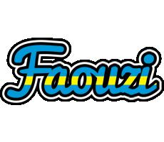 Faouzi sweden logo