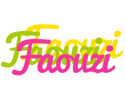 Faouzi sweets logo