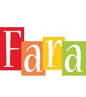 Fara colors logo