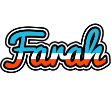 Farah america logo