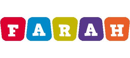 Farah daycare logo