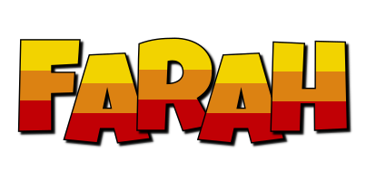 Farah jungle logo
