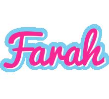 Farah popstar logo