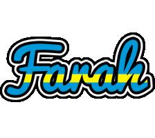Farah sweden logo