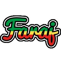 Faraj african logo