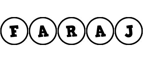 Faraj handy logo