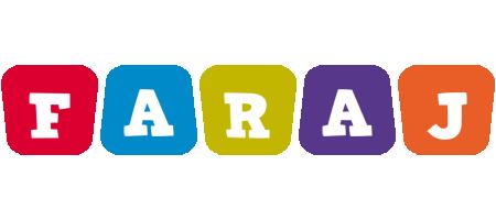 Faraj kiddo logo