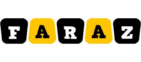 Faraz boots logo