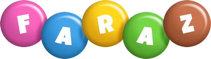 Faraz candy logo