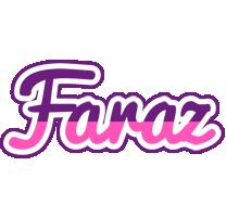Faraz cheerful logo
