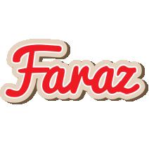 Faraz chocolate logo