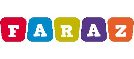 Faraz daycare logo