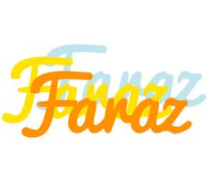 Faraz energy logo