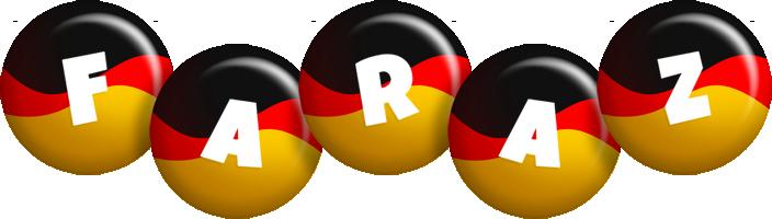 Faraz german logo