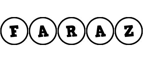 Faraz handy logo