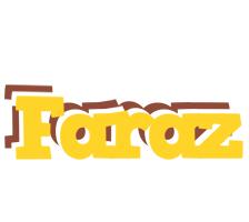 Faraz hotcup logo