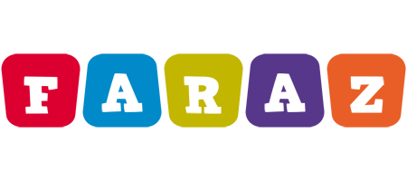 Faraz kiddo logo