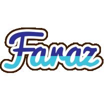 Faraz raining logo
