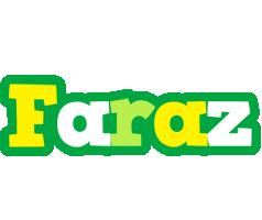 Faraz soccer logo