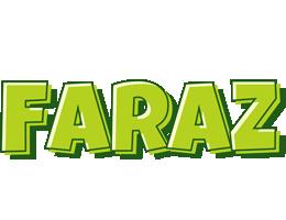 Faraz summer logo