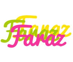 Faraz sweets logo