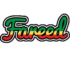 Fareed african logo