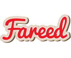 Fareed chocolate logo
