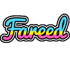 Fareed circus logo