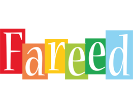 Fareed colors logo