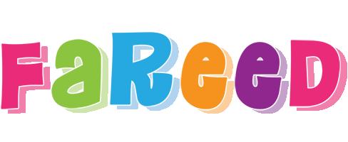 Fareed friday logo