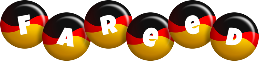 Fareed german logo