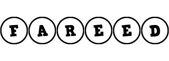Fareed handy logo