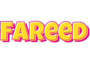 Fareed kaboom logo
