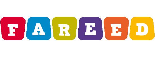 Fareed kiddo logo