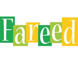 Fareed lemonade logo