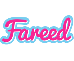 Fareed popstar logo