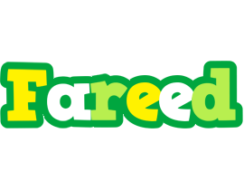 Fareed soccer logo