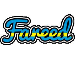 Fareed sweden logo
