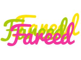 Fareed sweets logo