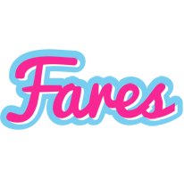 Fares popstar logo
