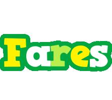 Fares soccer logo